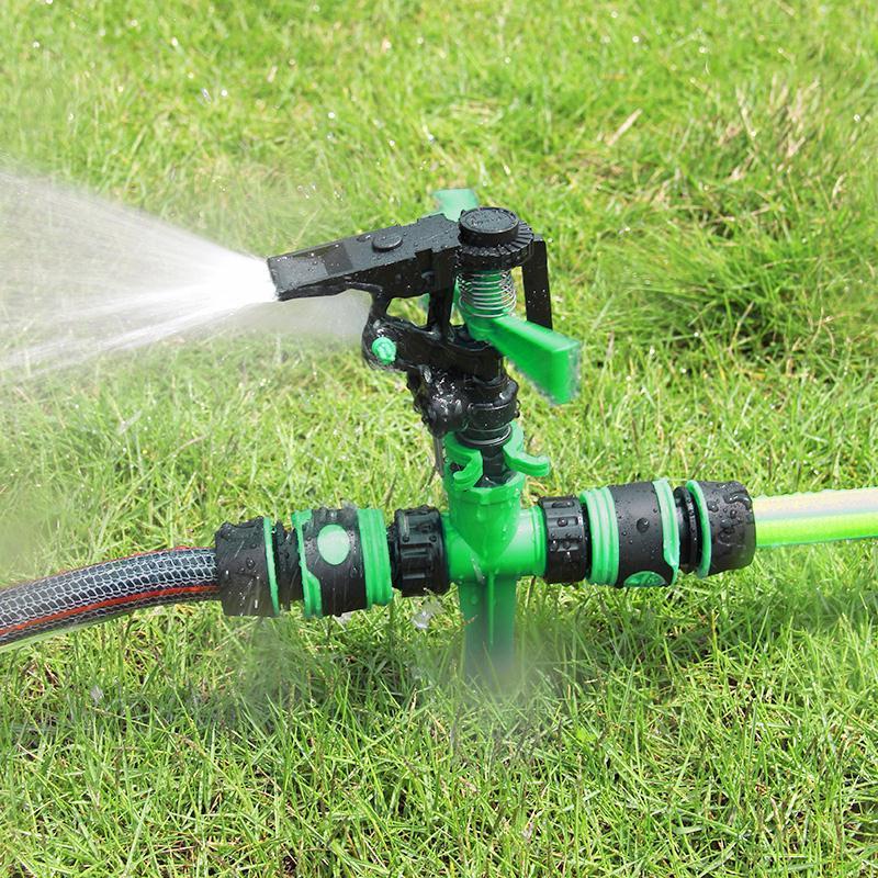 Adjustable 360 Watering Hoses <font><b>Garden</b></font> <font><b>Sprinkler</b></font> Irrigation Tool