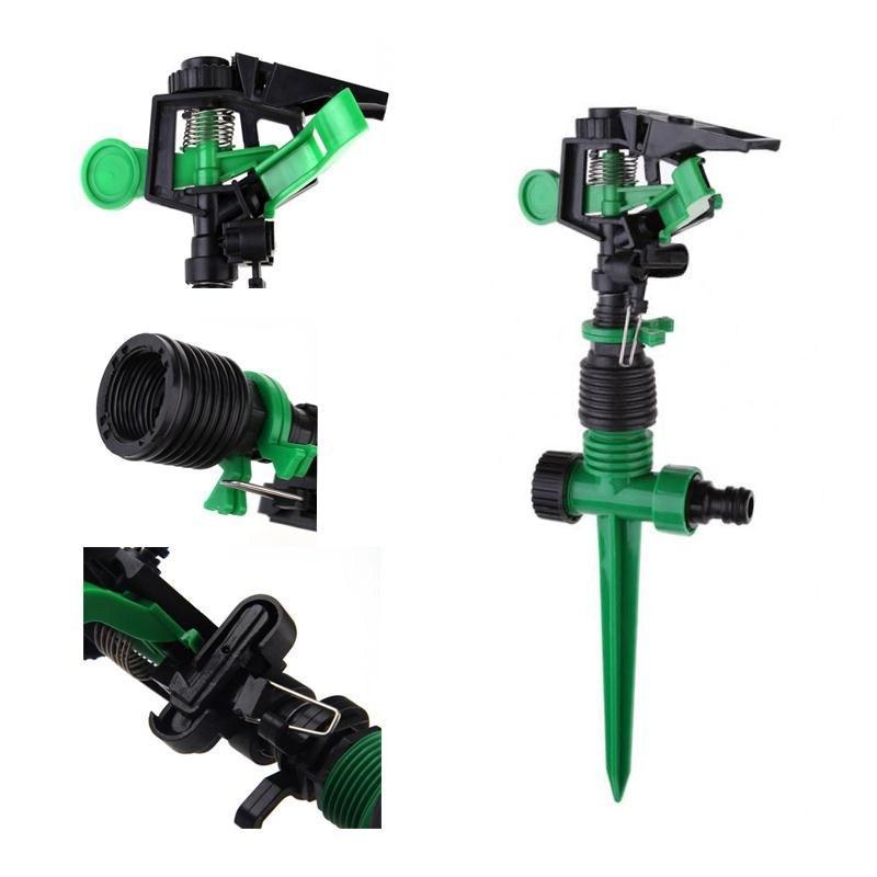 Adjustable 360 Watering <font><b>Sprinkler</b></font> Nozzle Hoses <font><b>Garden</b></font> Irrigation Irrigation <font><b>Garden</b></font> Tool