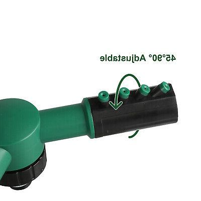 Garden Rotating System Water Hose Spray Grass Yard