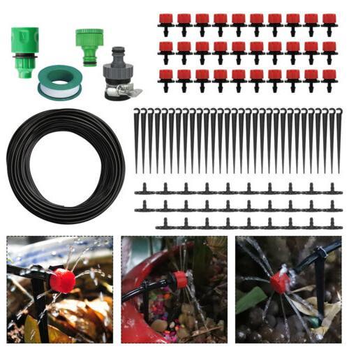 auto micro drip irrigation system