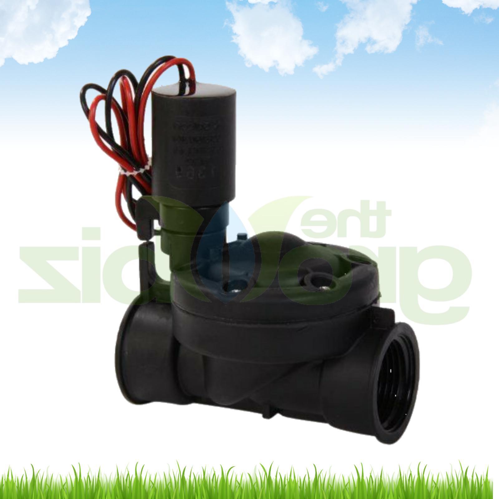automatic dc valve