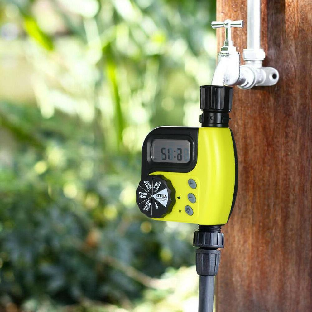 Automatic Home Garden Timer Controller