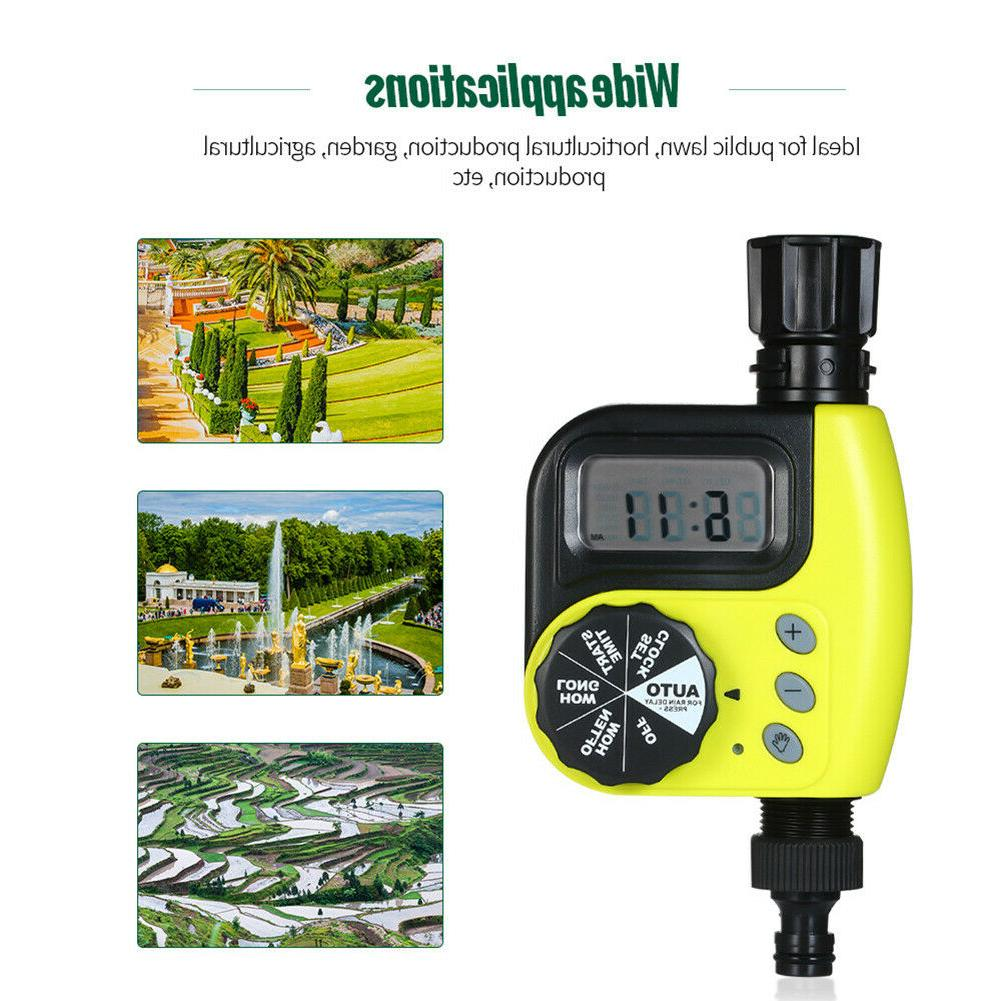 Automatic Electronic Home Garden Irrigation Timer