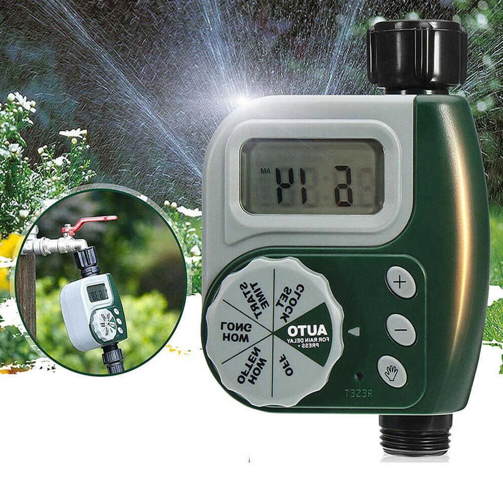 Automatic Home Garden Faucet Timer