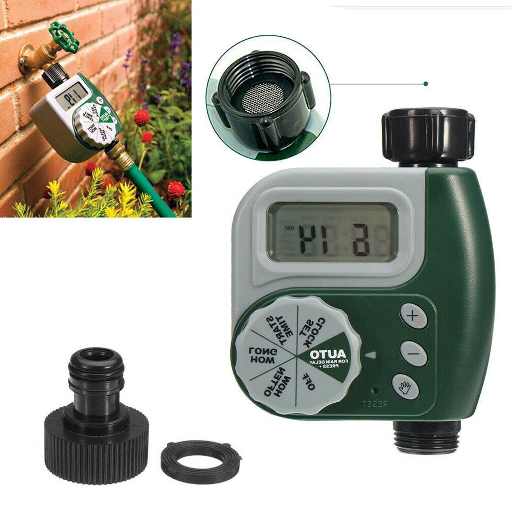 Automatic Electronic Home Irrigation Timer Controller