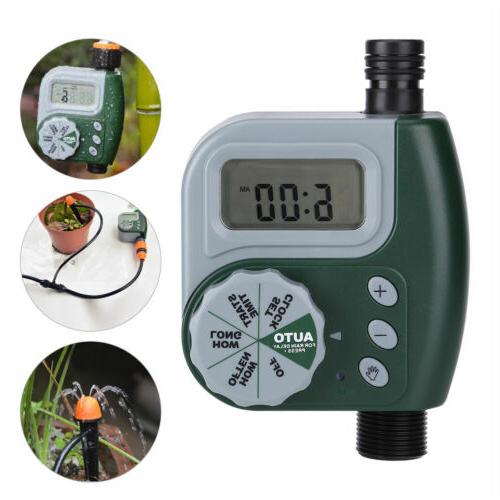 Digital Timer Outdoor Lawn Watering Auto