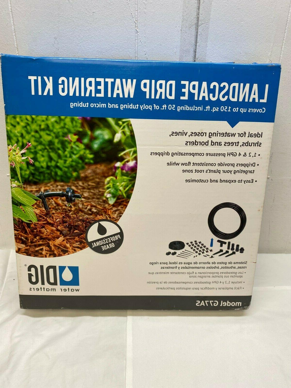 drip irrigation watering kit new g77as