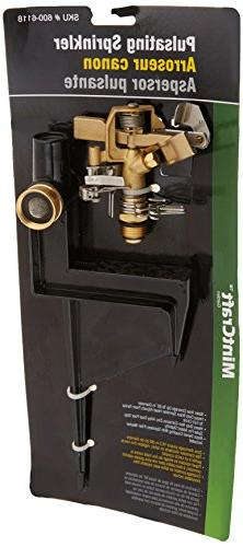 Mintcraft DY606-719 Pulsating Sprinkler