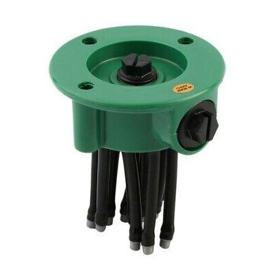 Garden 360 Automatic Sprinkler Watering Lawn