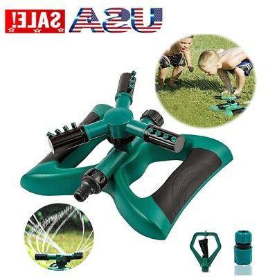 garden durable sprinkler lawn irrigation system 360