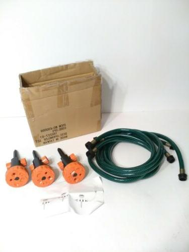 Garden/Lawn Sprinkler Set 3 PC's