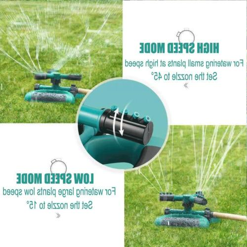 Garden System Automatic Water Sprinklers