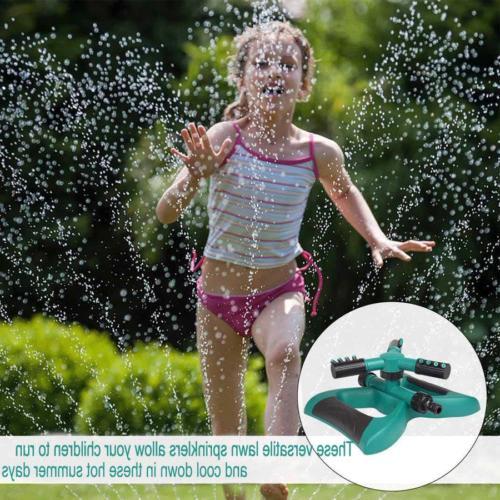 Garden Sprinkler Lawn System Water