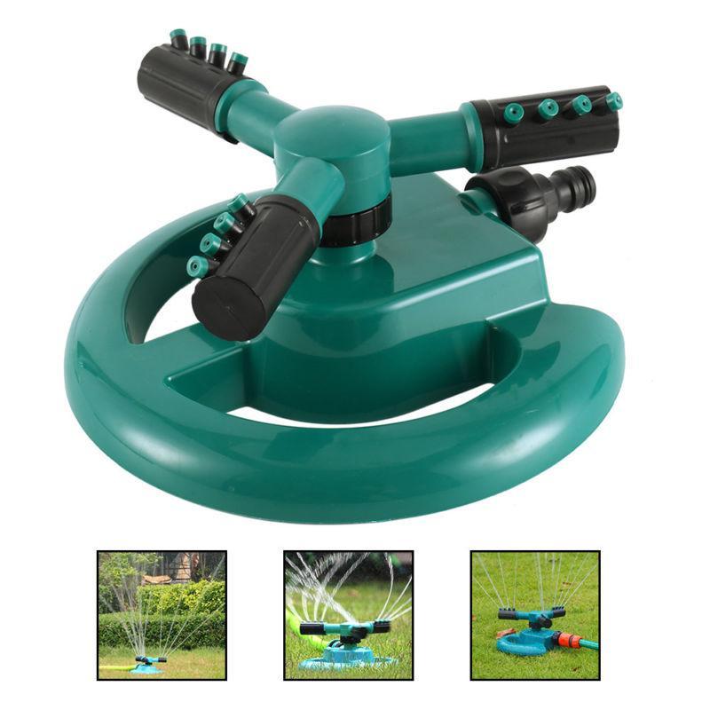 360° Lawn Water Sprinkler Garden Hose Tool