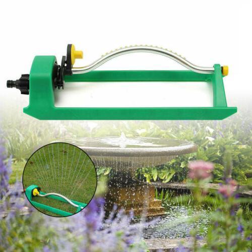 Garden Watering Lawn Sprinkler 16 Grass Adjustable Spray