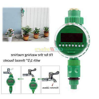 Home Water Timer Irrigation Automatic