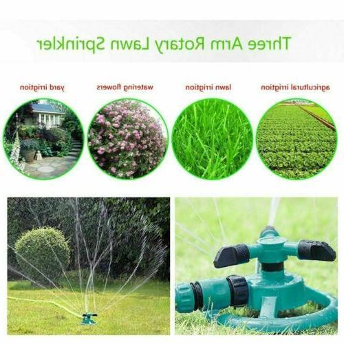 Impulse Sprinkler Watering Rotating System Water Grass Lawn Yard 3