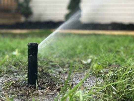 It Yourself Irrigation w/