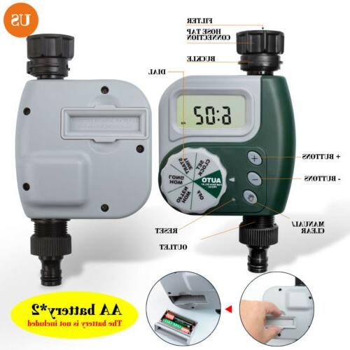 Automatic Water System Plant Garden Hose Kit