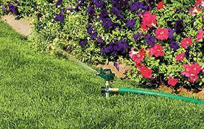 Lawn Impact Rotor w/ Zinc Flow-Thru Spike -