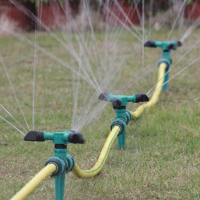 Lawn Water Oscillating Sprinklers Lawn Irrigation