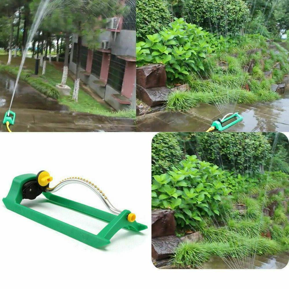 Lawn Sprinkler Garden Water Flow With Connector r