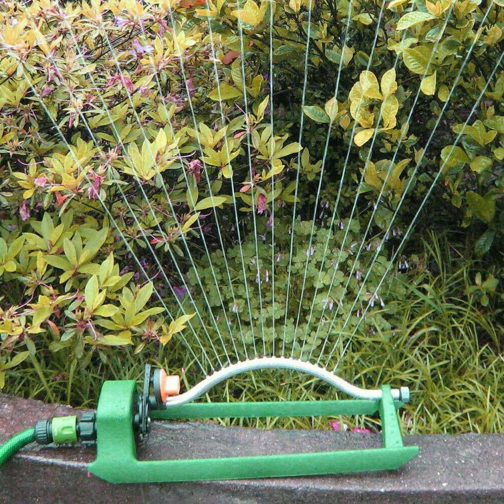 Lawn Sprinkler Flow Connector
