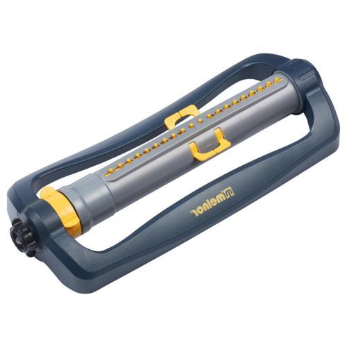 lawn sprinkler water adjustable duratek oscillating rubber