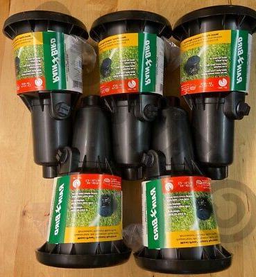 Rain Bird Maxi-Paw Rotor Impulse Sprinkler 45 ' 8.4 Gpm 3-1/