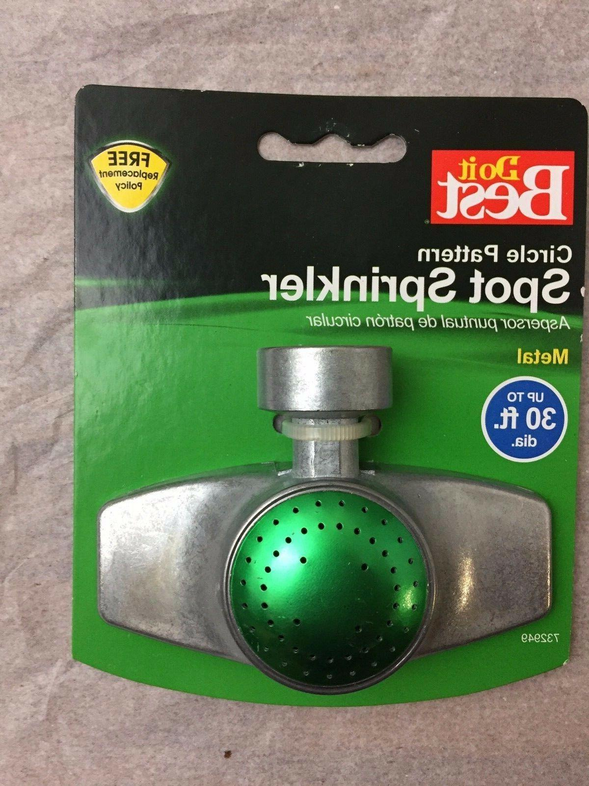 Metal Circular Spot Sprinkler 732949 by Fiskars