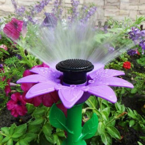 Melnor Multi-Adjustable Sprinklers Garden Hoses Covers up sq