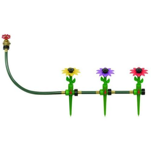 Melnor Sprinklers and Garden Hoses up to