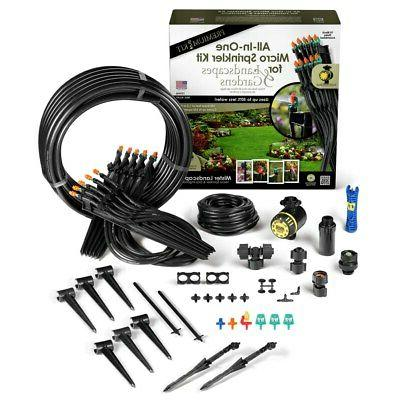 one micro sprinkler kit
