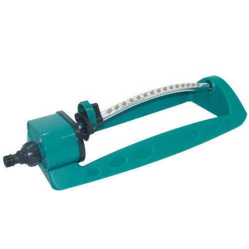 Oscillating Lawn Sprinkler Watering Spray Pipe Hose