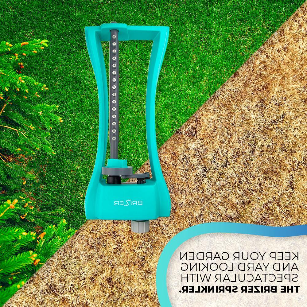 Oscillating Waters 3,000 Lawn Garden