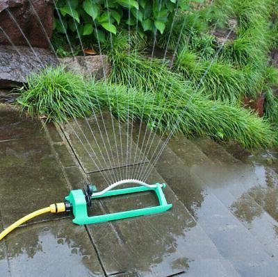 Oscillating Sprinkler Outdoor Lawn Irrigation System