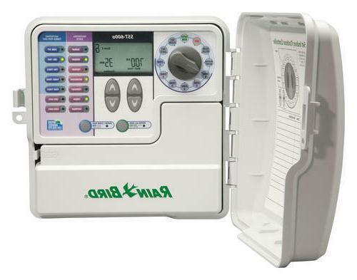 6 Lawn Sprinkler System Timer Water Controller