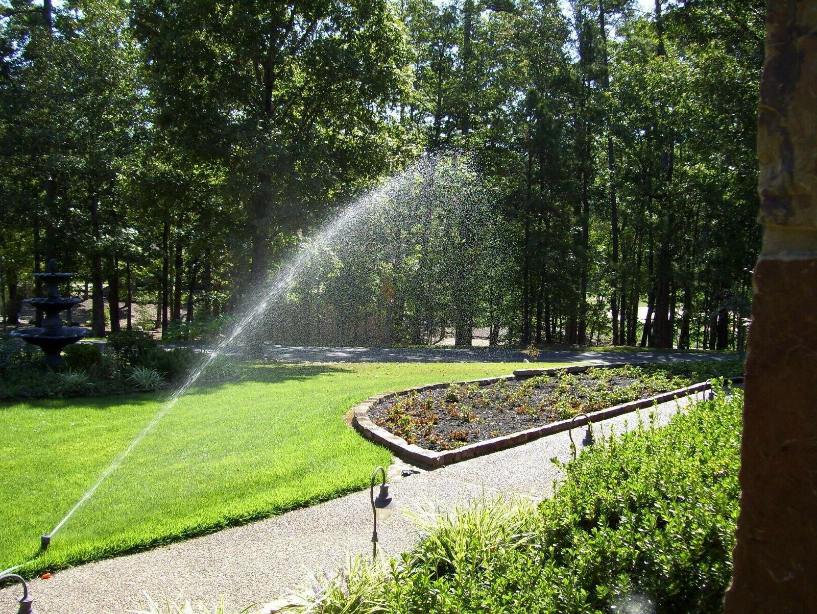 Quick-Snap Sprinkler with