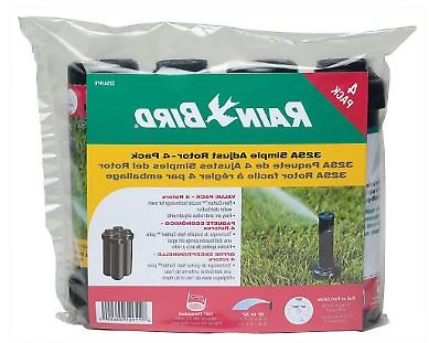 Spray Lawn Rotor Pop 4-Pack