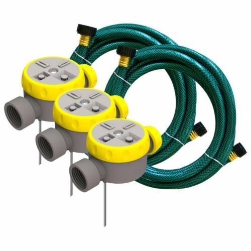 rainscapes lawn watering system 50182 sprinkler kit
