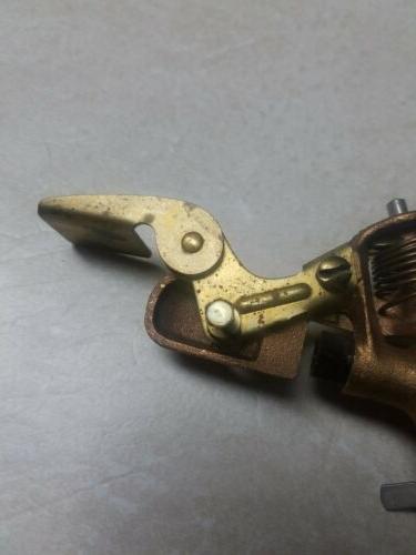 Rare Vintage Brass Rain 61-A