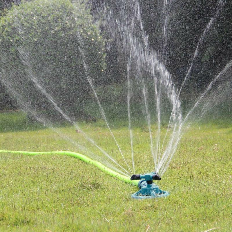 Rotating Sprinkler Lawn Water Hose