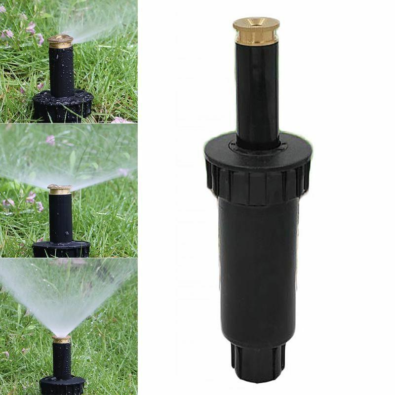 spray nozzle adjustable lawn garden grass watering