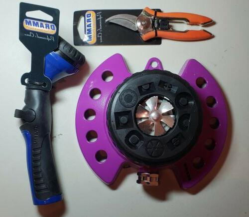 sprinkler and gardening tools nwt colorstorm 9