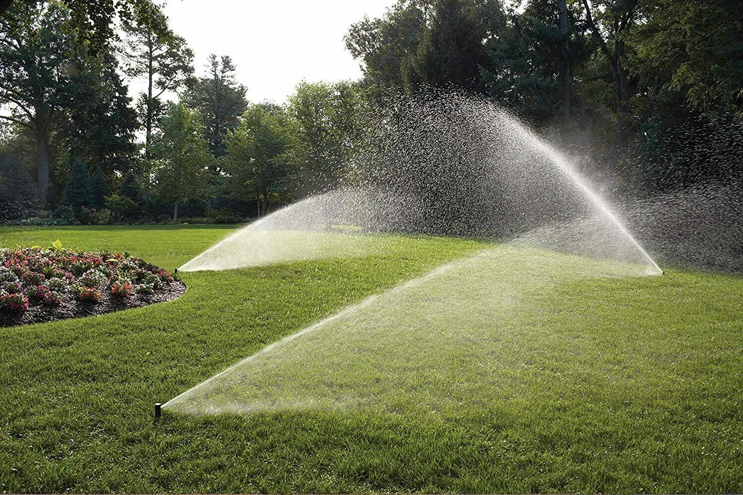 Sprinkler Ground Automatic Lawn Watering Irrigation Pop-Up