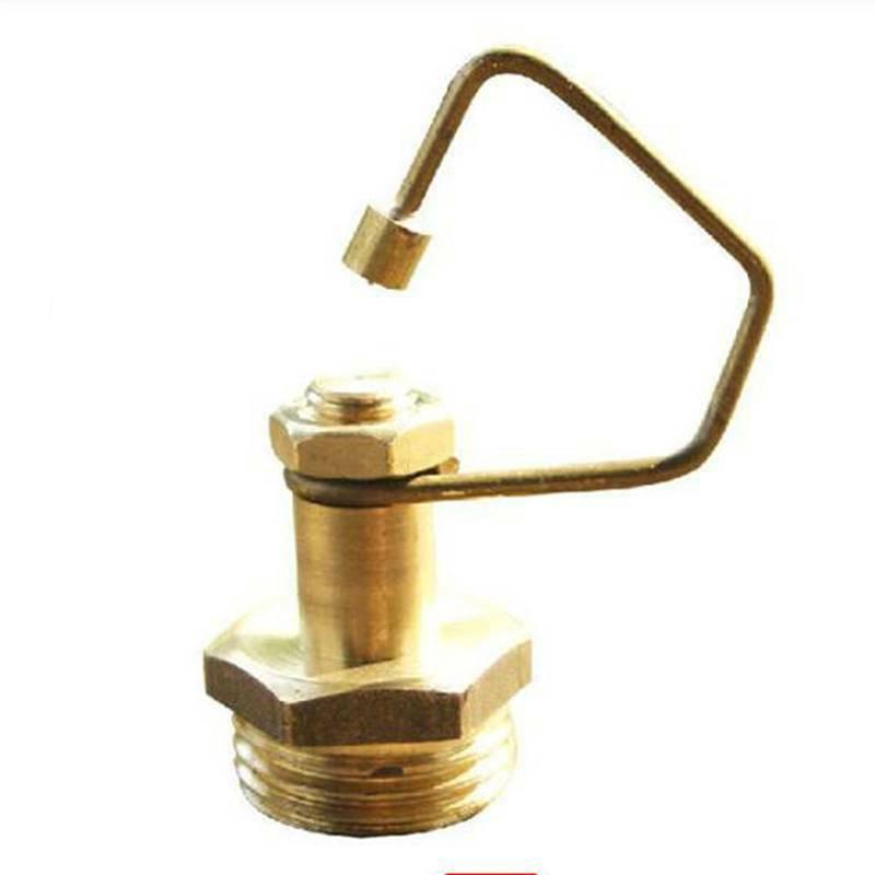 Standard Sprayer Solid Brass Organic Heavy Duty