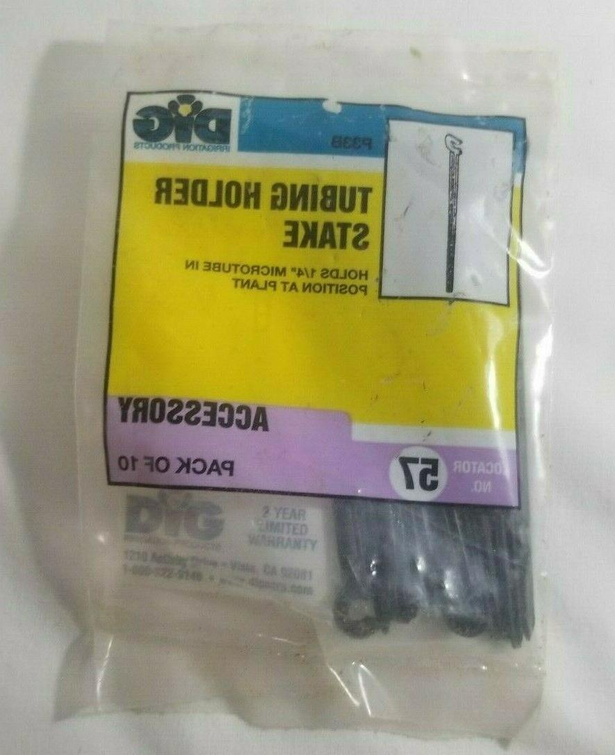 tubing holder stake 1 4 microtube pack