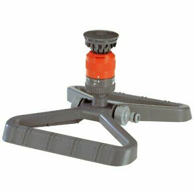 vario sprinkler on weighted sled base