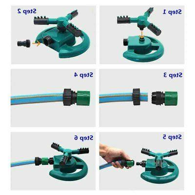 Garden Durable Irrigation Automatic US