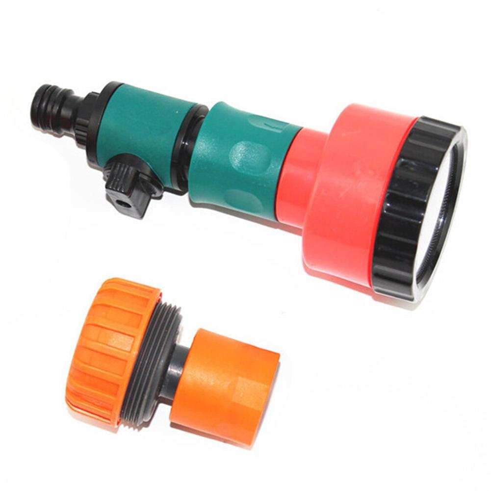 Watering Greenhouse Shower Gun Hose Straight Nozzle <font><b>Head</b></font>